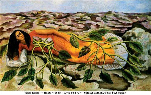 Album - Frida-Kahlo-1907-1954
