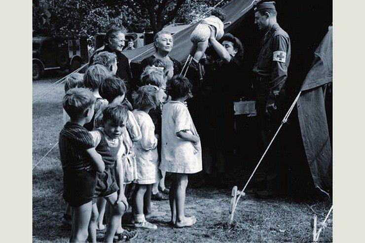 Album - La libération de la France _1944-1945