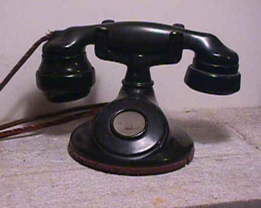 Album - Vieux téléphones