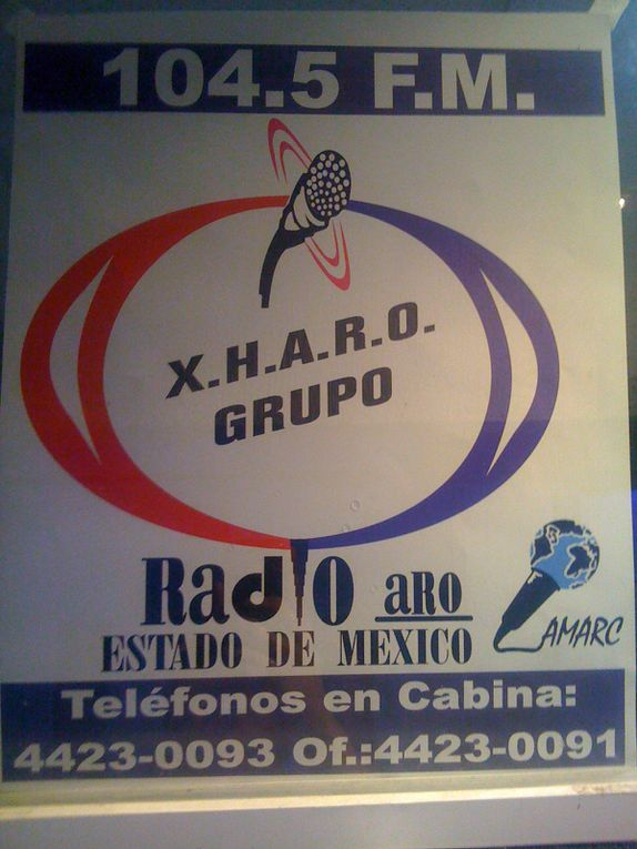 Parte del Equipo de Rélax 104.5 FM