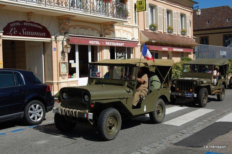 Commémoration de la libération de verneuil