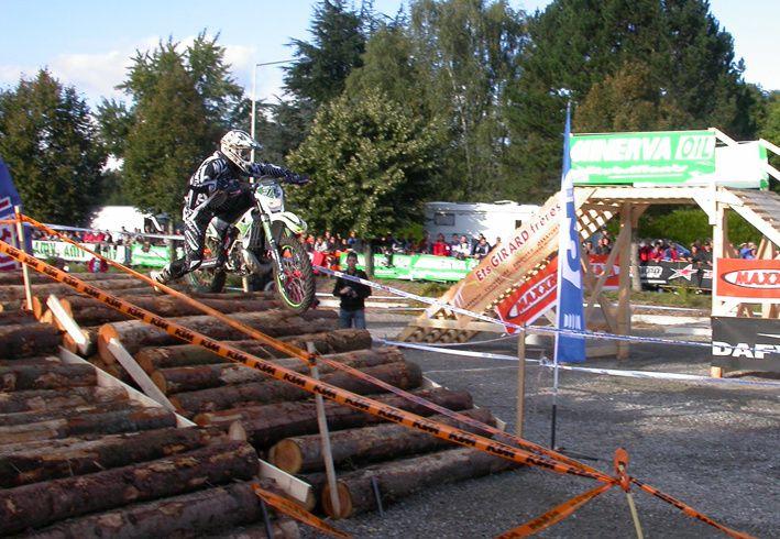 Championnat du Monde d'Enduro. 25-26 septembre 2010. Noirétable, France.