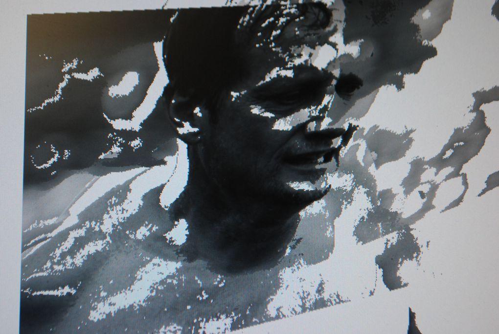 Album - Portraits à l'essai