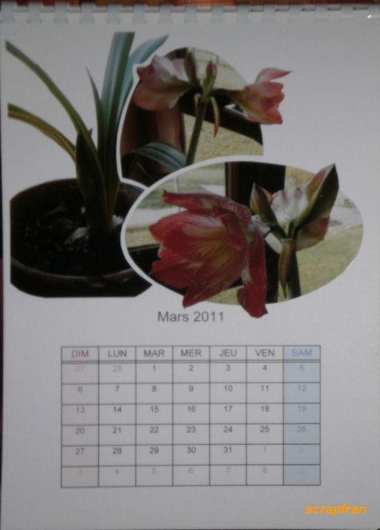 Album - calendrier