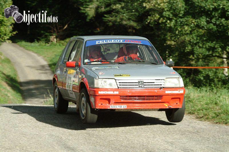Album - Rallye-Vosgien-2005