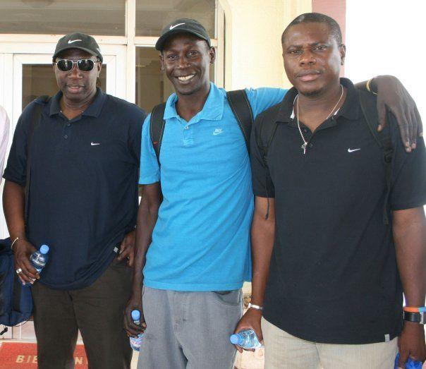 Eliminatoires AFROBASKET 2009