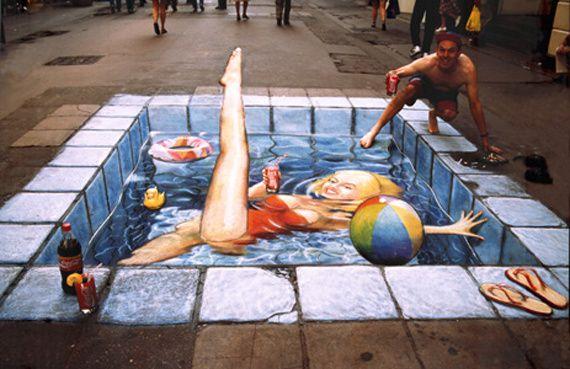L'art dans la rue