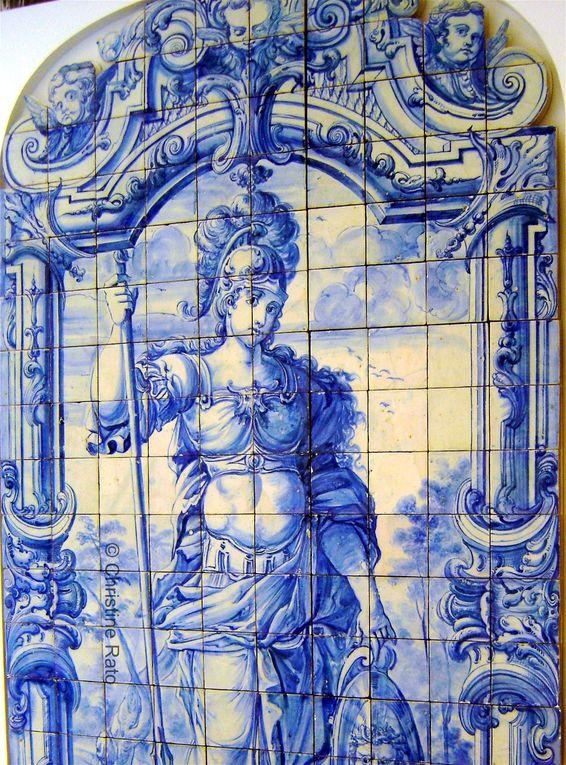 Musée de l'azulejo. Images de Christine Rato.