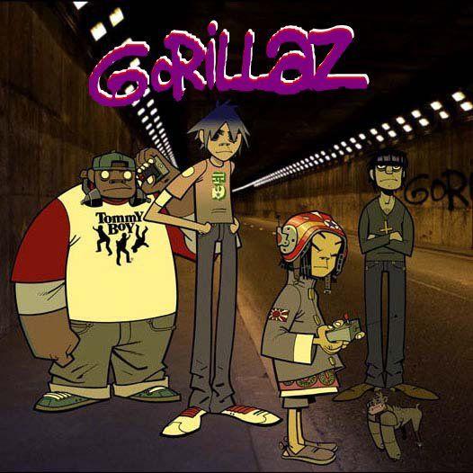 Album - GORILLAZ