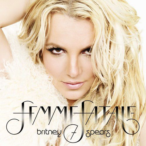 Album - BRITNEY-SPEARS