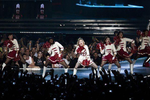 Madonna confirma en Sao Paulo para 5 de diciembre