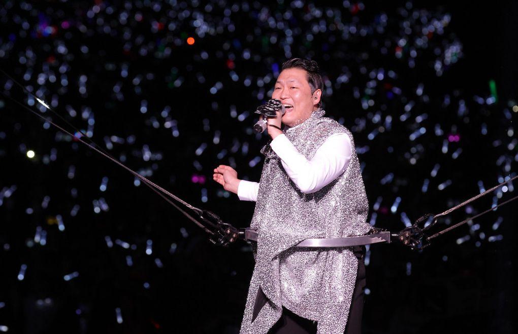 """""""Gentleman"""", El nuevo videoclip de Psy bate récords en YouTube"""