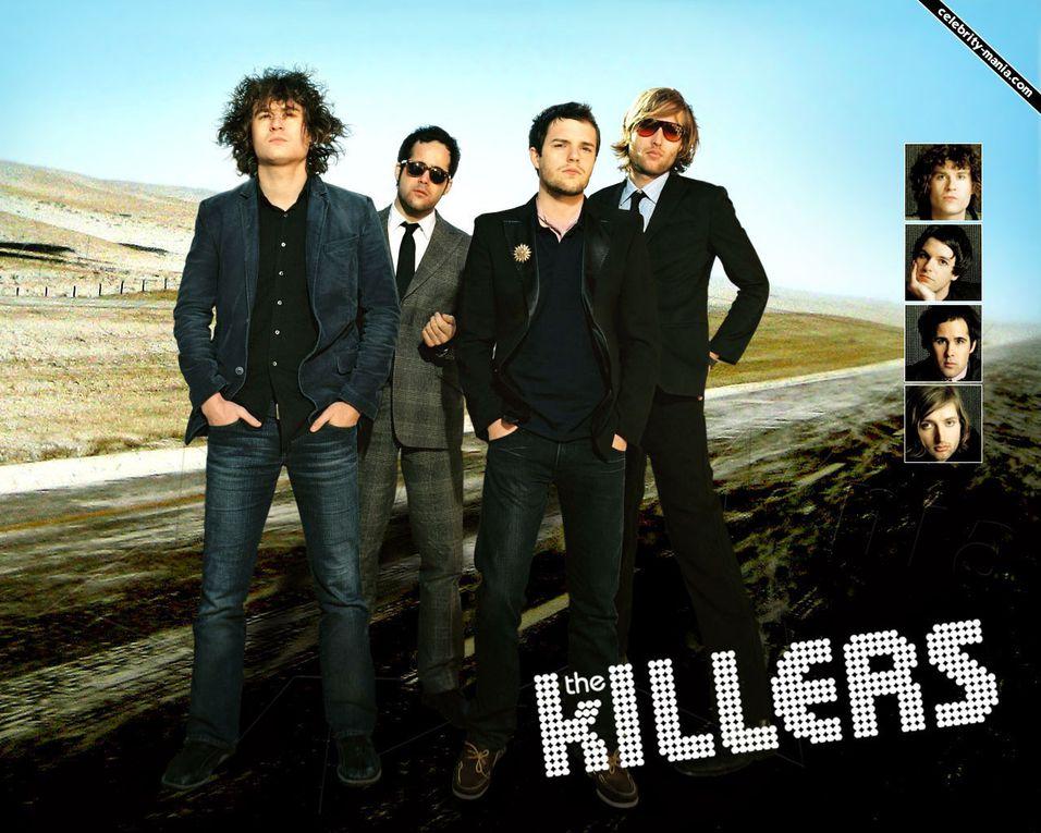 Album - THE-KILLERS