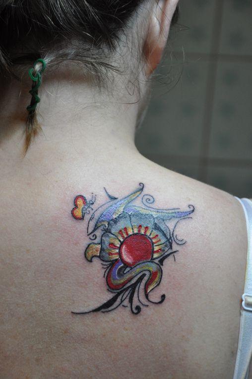 Album - Diaporama photos Tatouage Mam'zelle Iza Tattoo