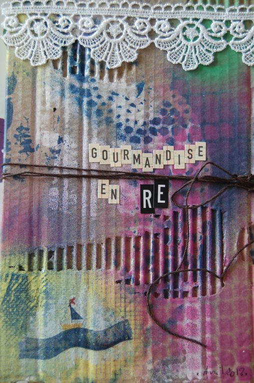 Album - gourmandise-en-Re