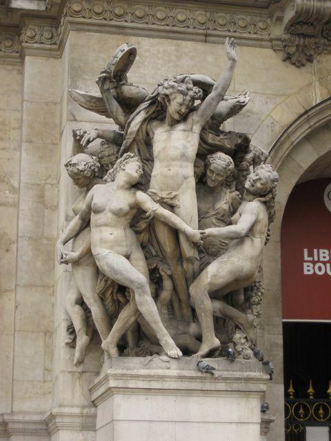 Palais Garnier, Paris.
