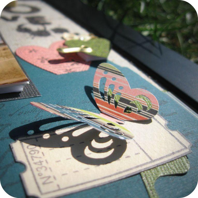 Album - Scrap'Ines - Objets Alteres