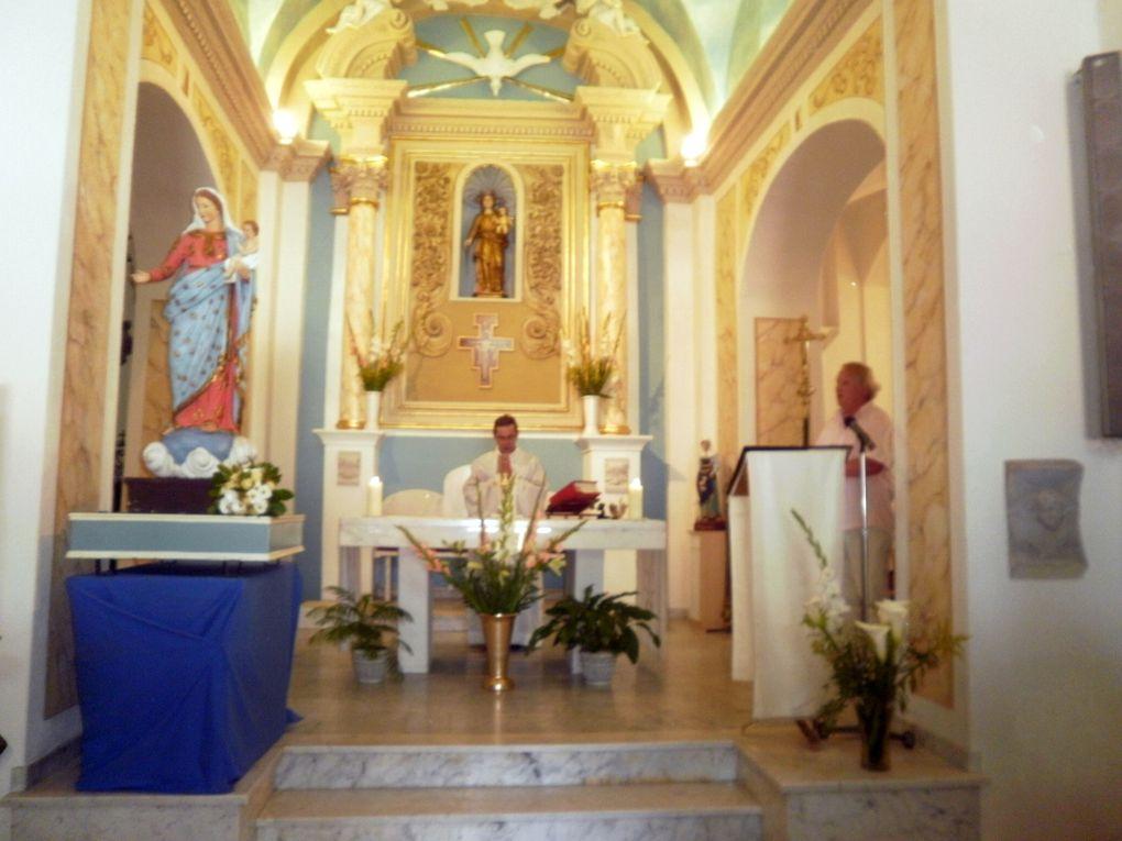Album - FETE PATRONALE 2011 de la Nativite de Notre Dame à Colomars