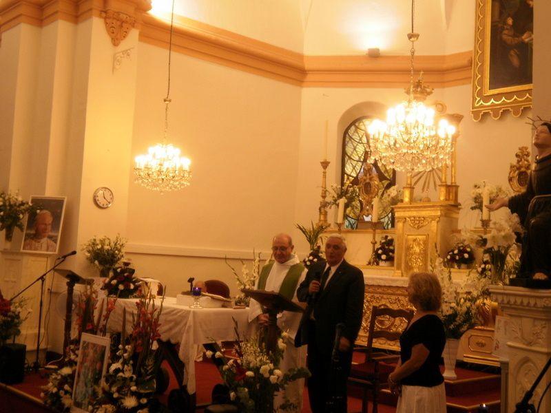 Le 27 juin 2010, à l'initiative du Comité des Fêtes de St Antoine Ginestière, messe célébrée par le Père P. Sammut assisté du Père Penzo, Chanoine du Palais Princier, commémorant l'action de la Princesse Grace en faveur des horticulteurs.
