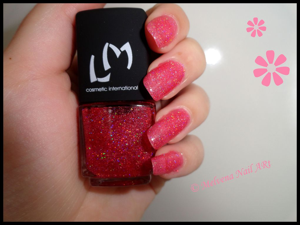 les vernis LM cosmetic