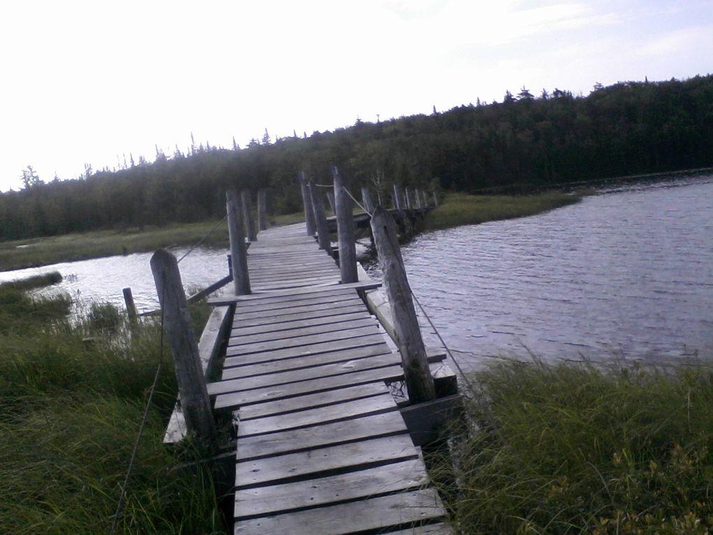 Photos prises lors du Damn Wakely dam ultra, un trail de 52,5km dans les Adirondacks, NY, USA. Un trail en auto-suffisance totale, sur le Northville-Placid Trail, et où pour survivre, il faut boire l'eau des lacs!
