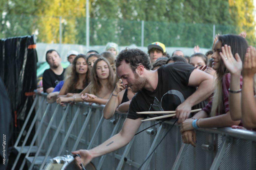 Festival Yzeures'N'Rock  2-3 août 2013