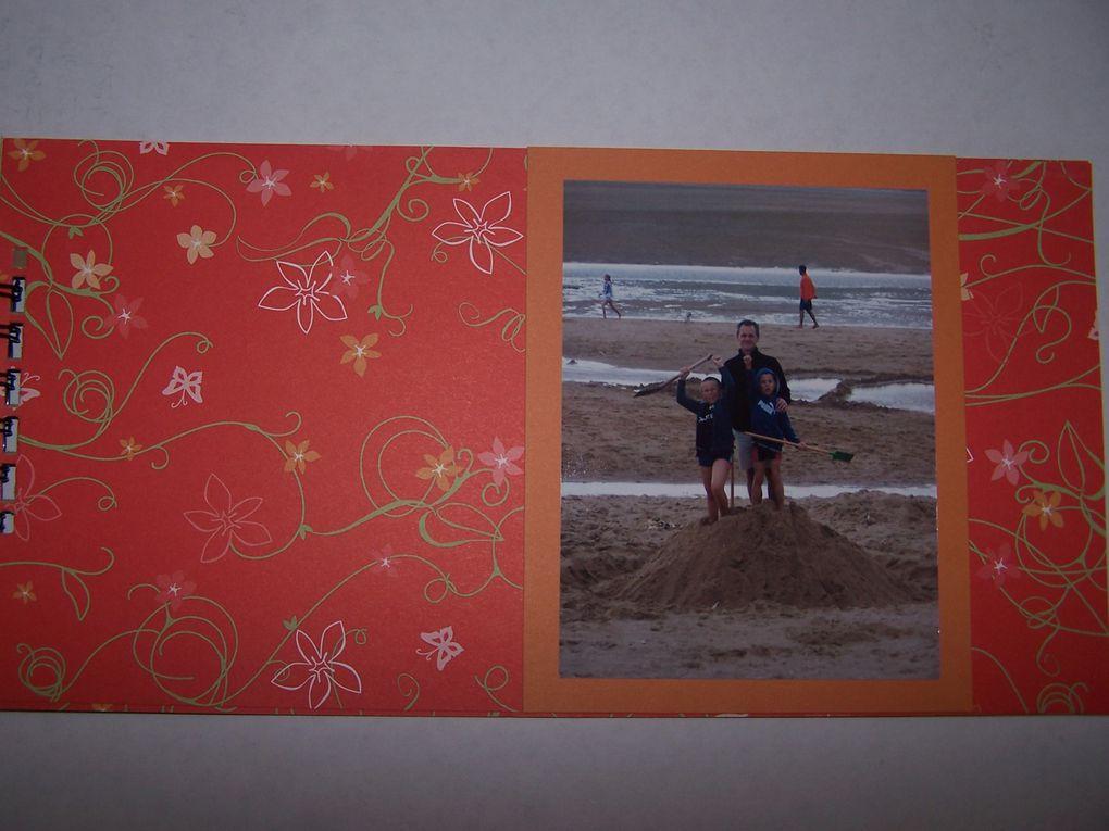 souvenirs d'houlgatepapier design serie jardin ensoleilléCouleurs in color : pêche passion, calicot coquelicot, riche raisin, souffle saphir, fleur de cerisier