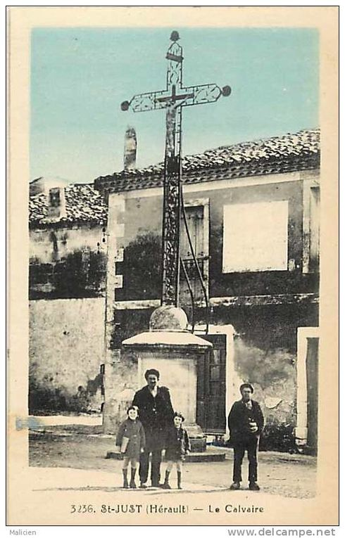 Album - Saint-just cartes postales