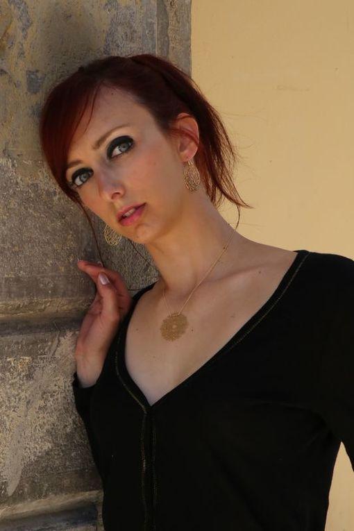 Bijoux fins et raffinés HELENE DUBIN chez ZAOLINE Bijoux. Des bijoux fantaisie tendance et de haute qualité dans des argentures et dorures très résistantes!
