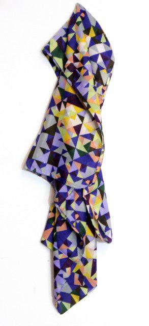 Foulards et étoles aux couleurs chatoyantes de la marque Palme à retrouver en ligne sur Zaoline