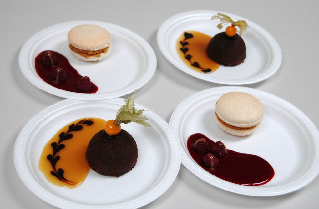 Nos produits gourmands, réalisation Olivier Duplessy