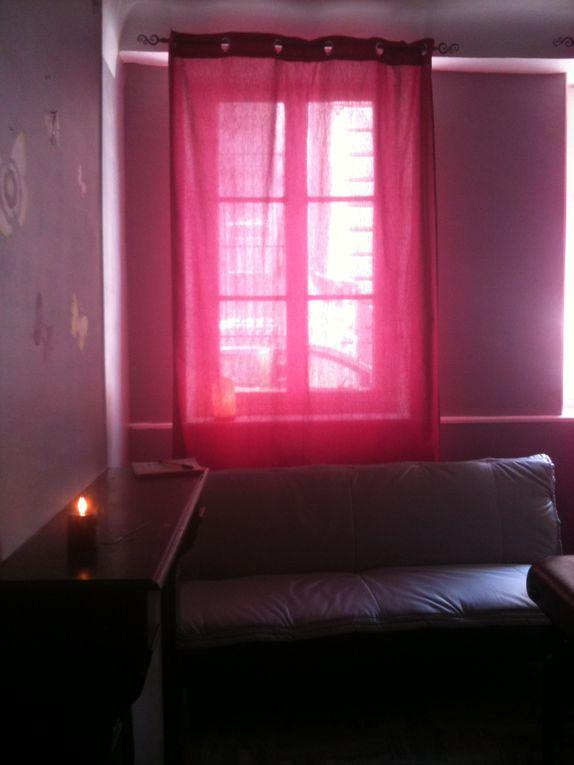 Mon cabinet où je vous reçois à Dijon