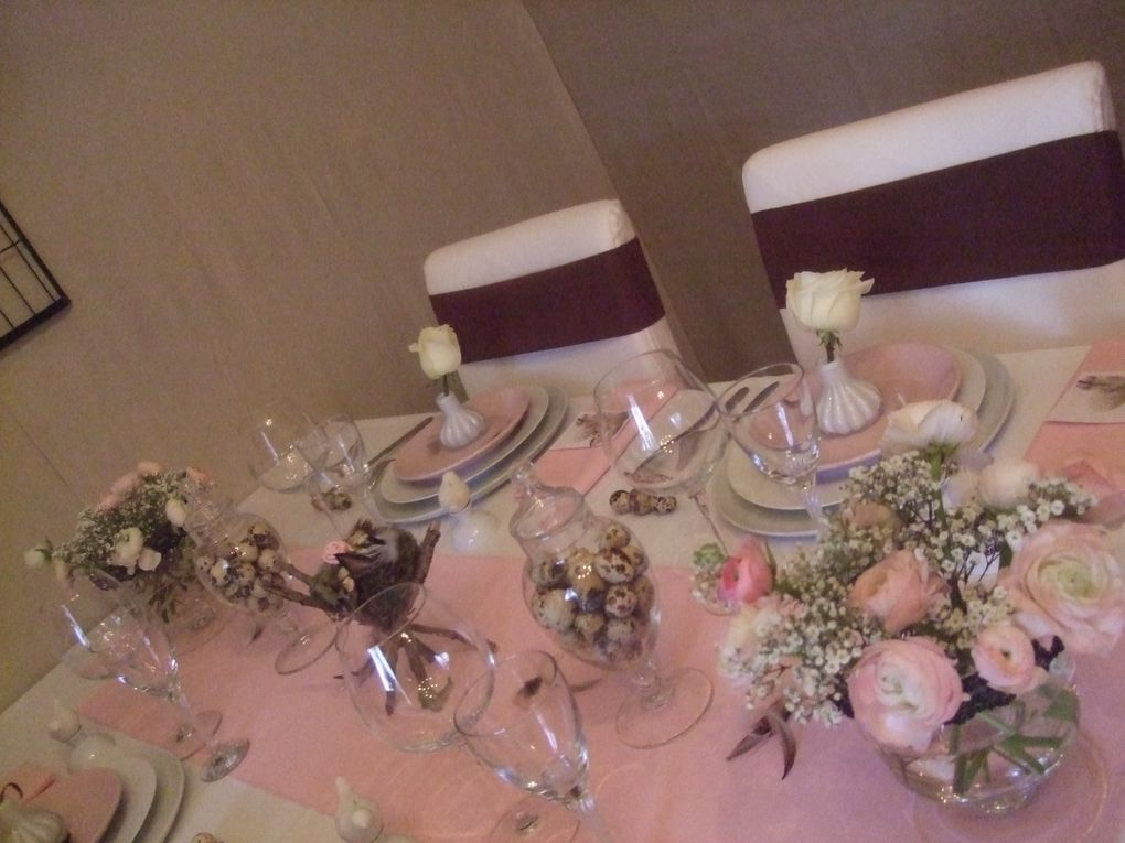 Album - table-chabby-romantique