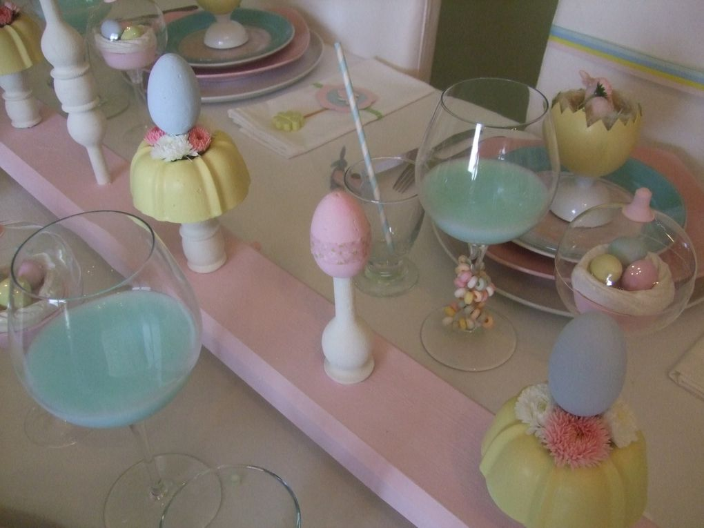 Album - table-pastel