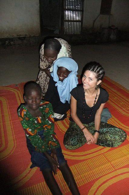 Arrivée à Mongo en pleine célébration: fête de Id Al Fitr, fin du Ramadan, repas entre volontaires perdus en plein Sahel, rando dans la Reine du Guéra, j'en prends plein la vue et les oreilles!