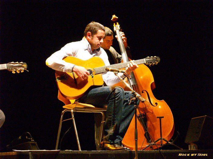 Concert centre Marc-Sangnier, mardi 16 novembre 2010Photos Laurent MeyerHadou Trio, espace Beaumarchaismardi 29 mars 2011Céline Bonacina, espace Beaumarchais, 11 octobre 2011