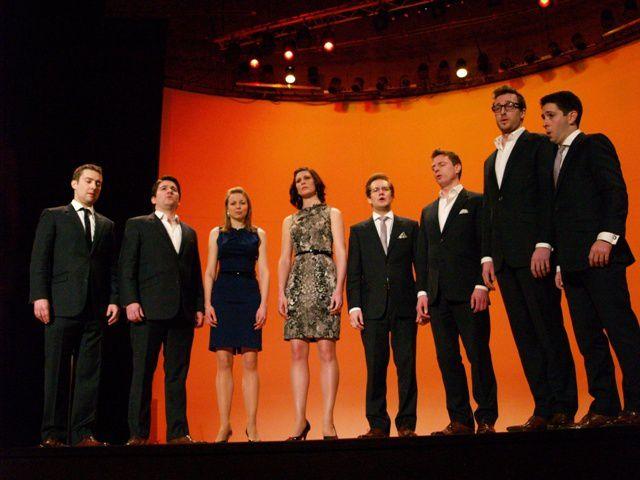 Assemblée généralede l'Espace musical chez Rouen Piano, jeudi 9 décembre 2010Missa SolemnisVoces8