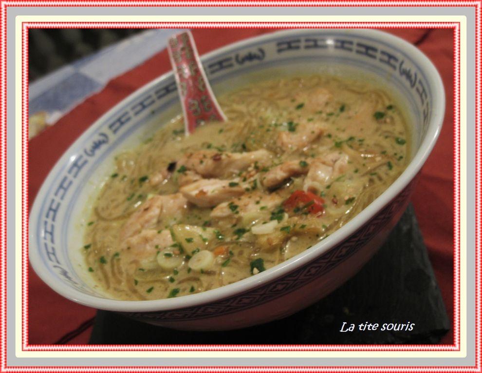 mes recettes de soupes originales et maison