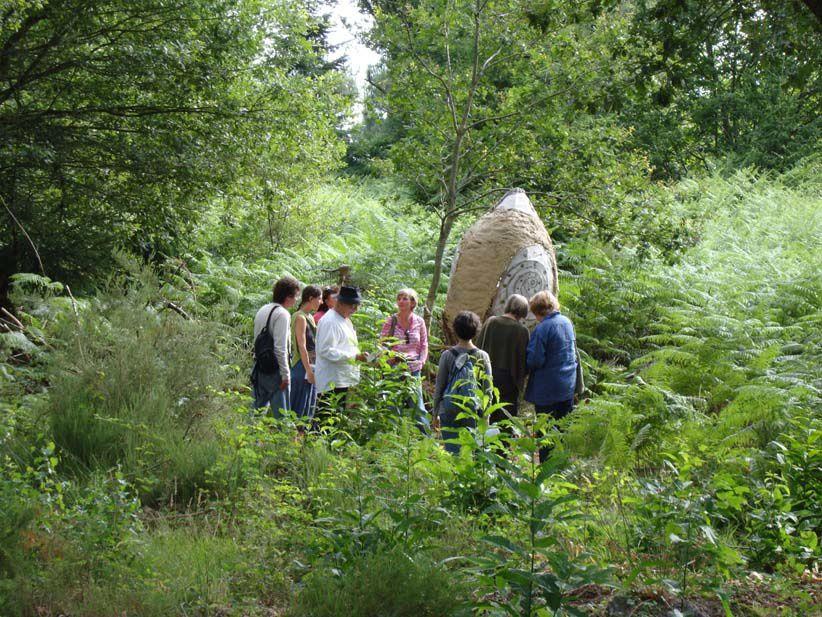 """""""Le Bois d'Armand""""Cette exposition land art a été réalisée à St Front sur Nizonne, dans les bois d'Armand ...Voir la page en rapport"""