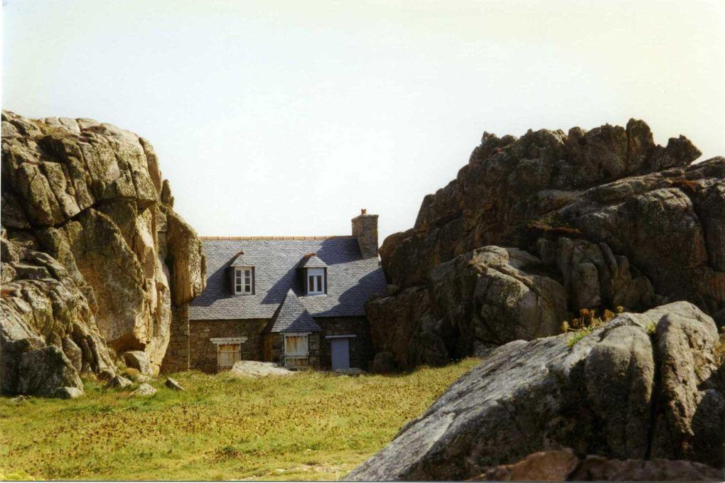 quelques souvenirs de vacances en Bretagne.