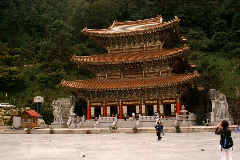 Album - Temple-Guinsa---Sobaeksan-Mountains
