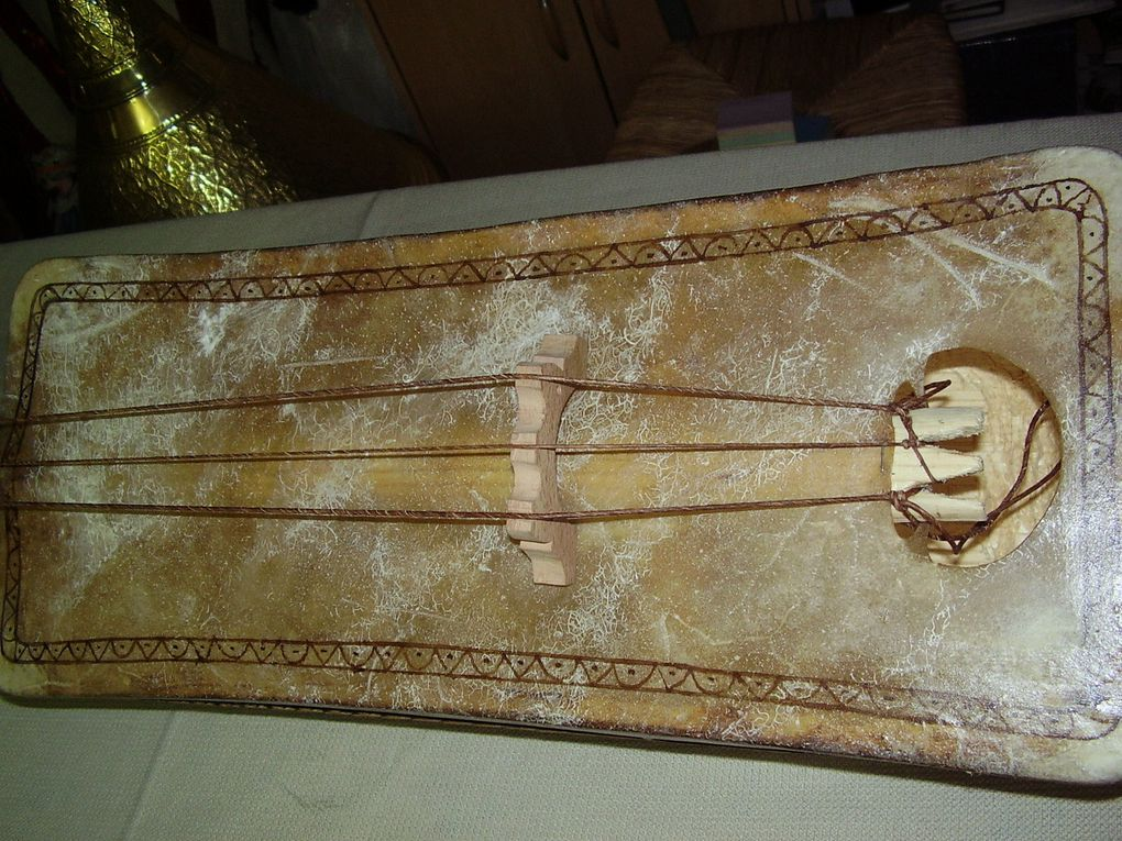 Les instruments de Musique Marocain