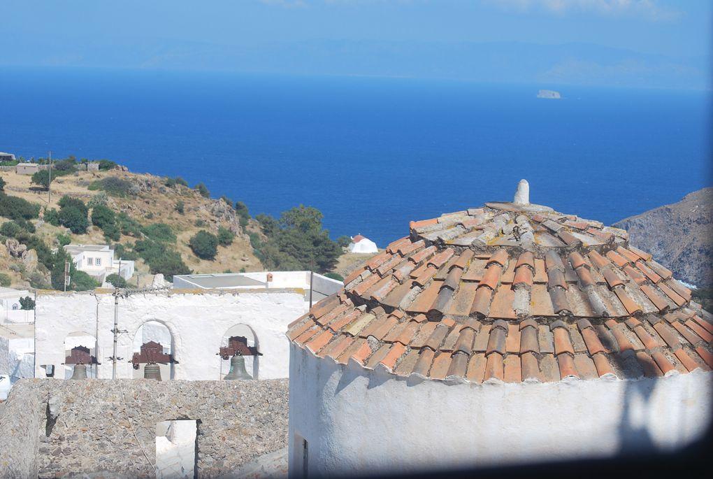 Amorgos, Tinos, Patmos, Syros