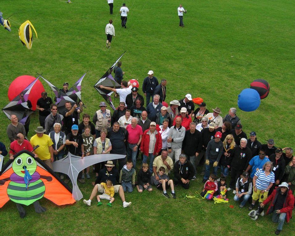 Une présentation en photos des festivals où l'association s'est déplacée    en 2012.