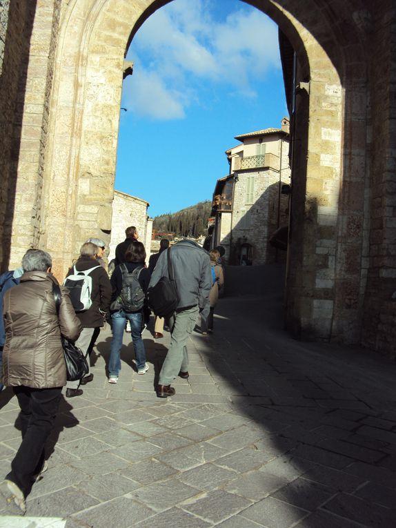 Album - Pèlerinage Assise 2012