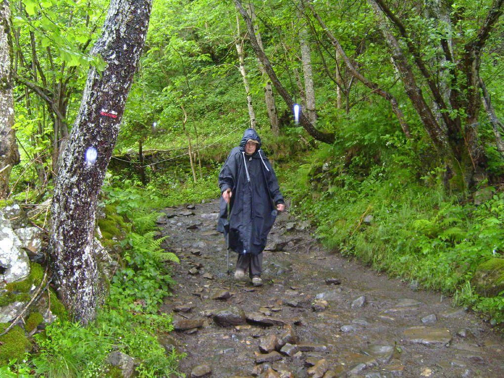 Chemin de Compostelle en juin 2010