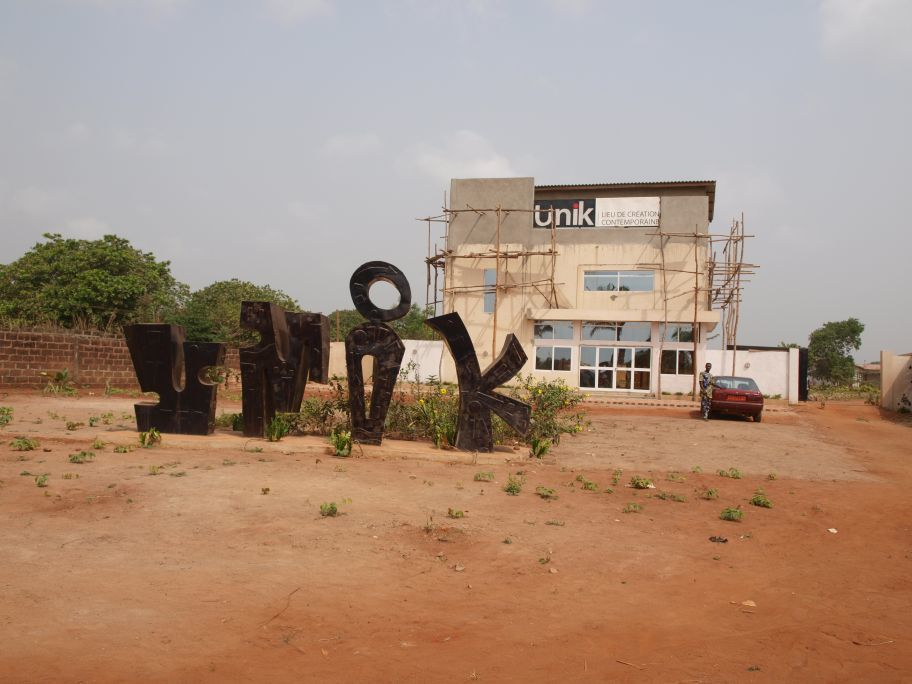 UNIK : Centre d'art contemporain à Abomey.