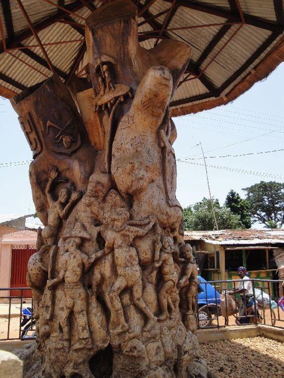 Photos prises lors de notre séjour au Bénin pour rencontrer les communautés de pêcheurs en septembre 2009.