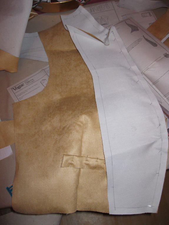 couture août à décembre 2012