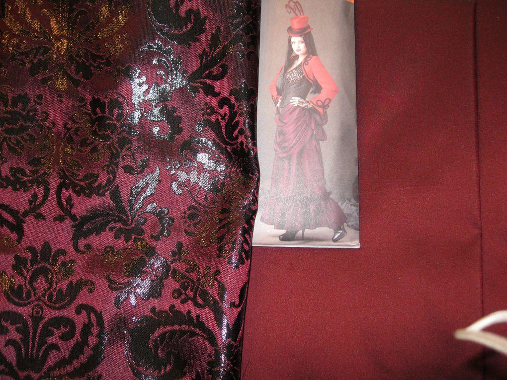 Couture janvier à mars 2013